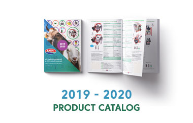 Click here to see our 2019 - 2020 product catalog.