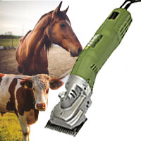 Horse and cow clippers