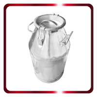 Buckets with lockable lid