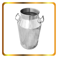 Buckets with side handle