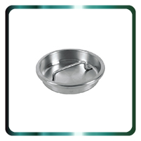 Stainless steel bucket lids