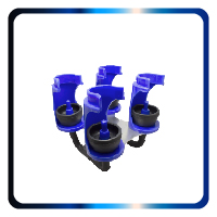 Spare parts of washing systems